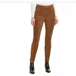 NEW BB Dakota Faux Suede Leggings Small